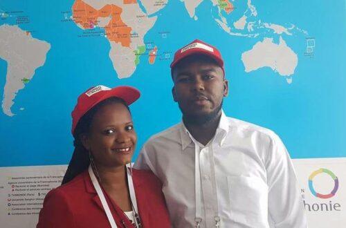 Article : Deux blogueurs Haïtiens au Sommet de la francophonie à Madagascar