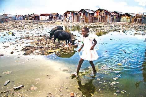Haïti, le pays de toutes les urgences…