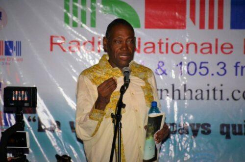 Article : «Ayiti anvi viv», le cri d'une jeunesse (désemparée)